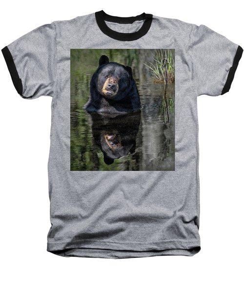 Pool Break Baseball T-Shirt