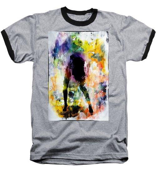 Pop Dance Baseball T-Shirt