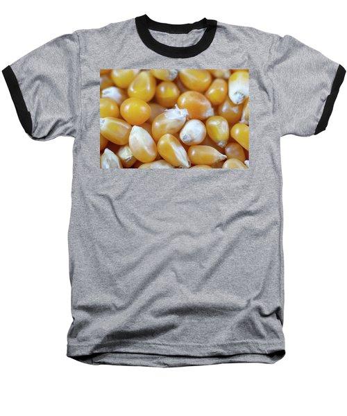 Popcorn Kernels Baseball T-Shirt
