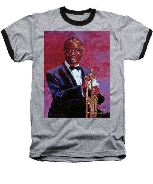 Pops Armstrong Baseball T-Shirt