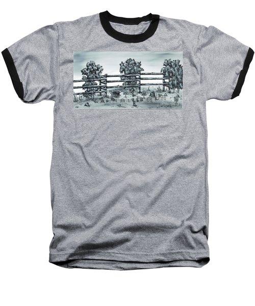 Popular Street Baseball T-Shirt