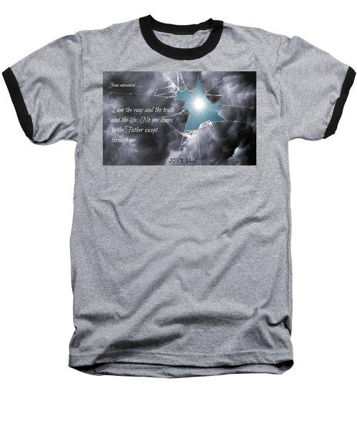 Popular218 Baseball T-Shirt by David Norman