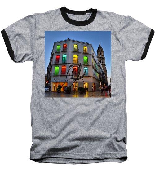 Por Las Calles Del Centro Historico De Baseball T-Shirt