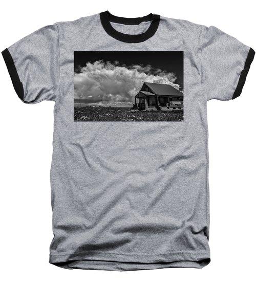 Porch View Baseball T-Shirt