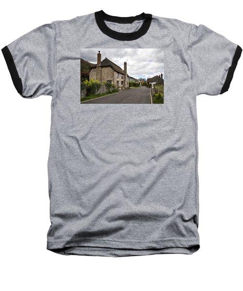 Porlock Weir Baseball T-Shirt