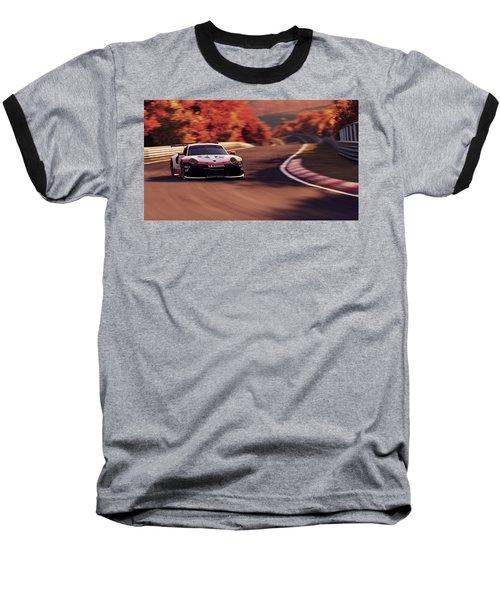 Porsche 911 Rsr, Nordschleife - 41 Baseball T-Shirt