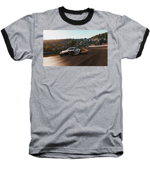 Porsche 911 Rsr, Spa-francorchamps - 33 Baseball T-Shirt