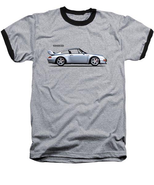 Porsche 993 Baseball T-Shirt