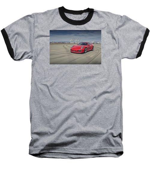 Porsche 991 Gt3 Baseball T-Shirt