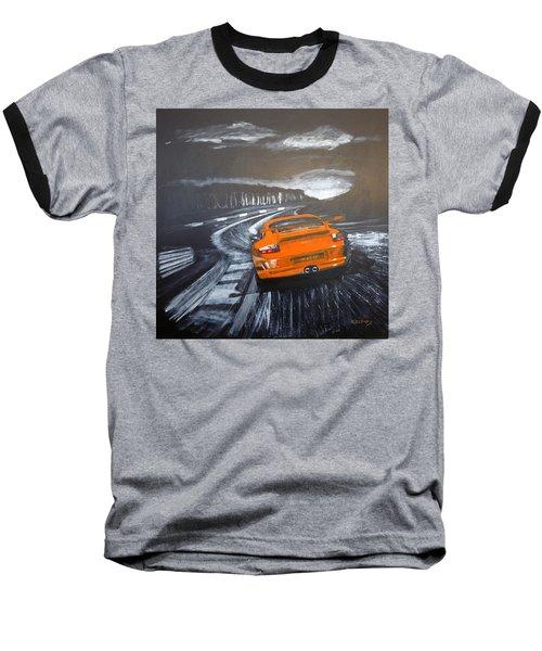 Porsche Gt3 @ Le Mans #3 Baseball T-Shirt