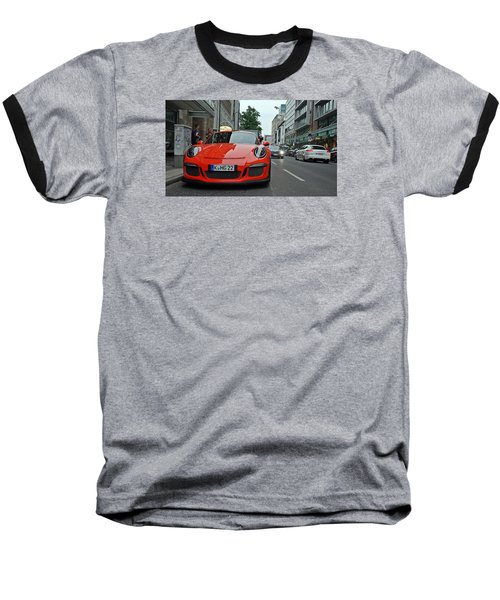 Porsche Gt3 Rs Baseball T-Shirt