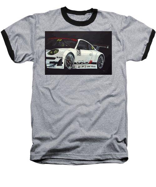 Porsche Gt3 Rsr Baseball T-Shirt