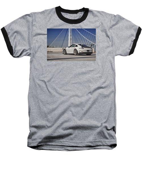 Porsche Gt3rs Baseball T-Shirt