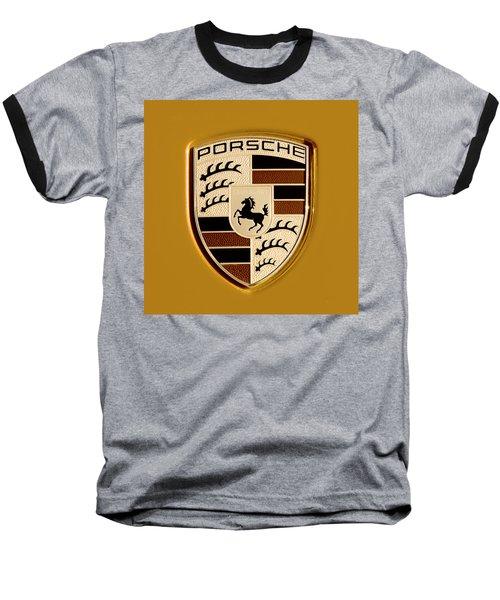 Porsche Oil Paint Filter 121615 Baseball T-Shirt