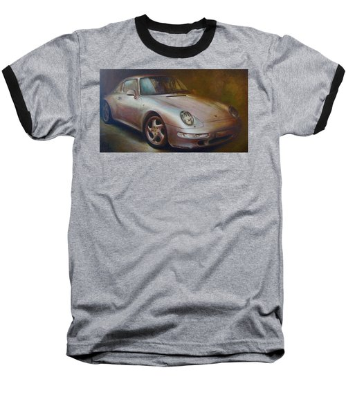Porsche Baseball T-Shirt