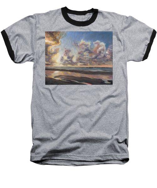 Port Aransas Sunrise Baseball T-Shirt