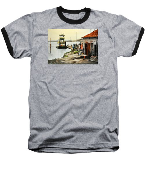 Port Aransas Ways Baseball T-Shirt