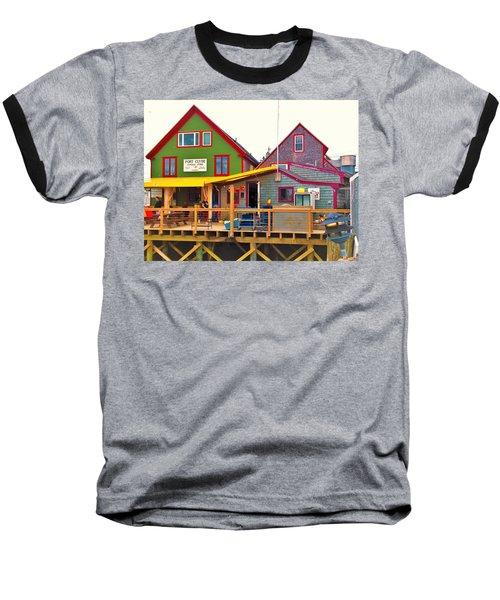 Port Clyde Baseball T-Shirt