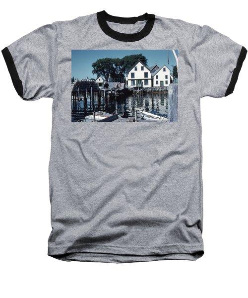 Port Clyde Maine Baseball T-Shirt