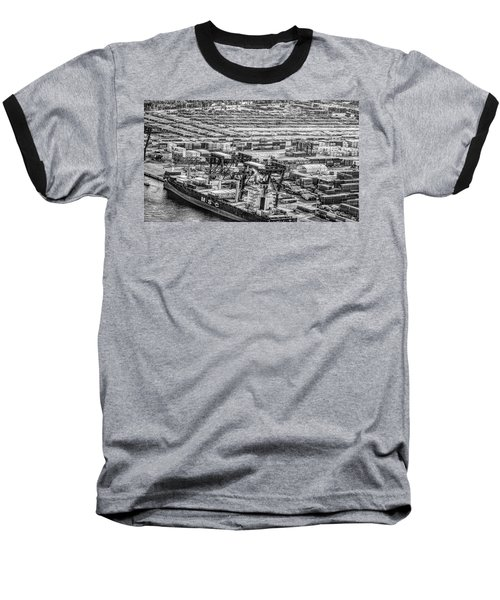 Port Everglades 1 Baseball T-Shirt