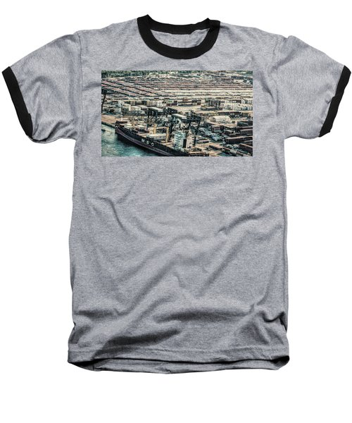 Port Everglades 2 Baseball T-Shirt