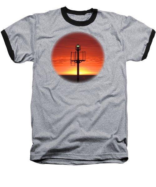 Port Hughes Lookout Baseball T-Shirt