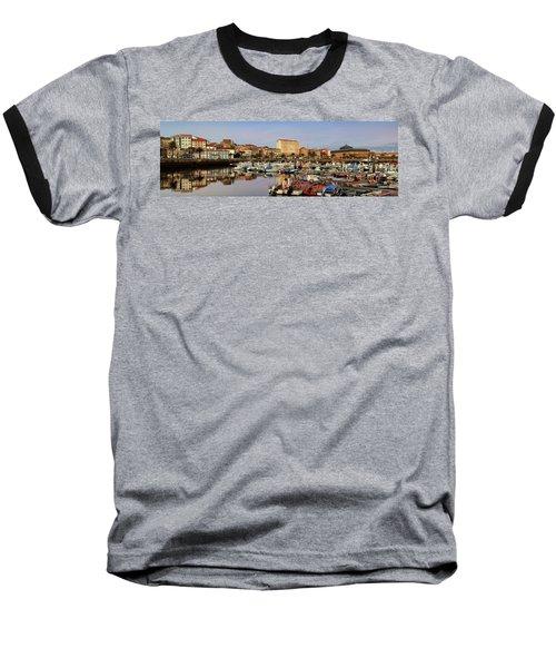 Port Of Ferrol Galicia Spain Baseball T-Shirt