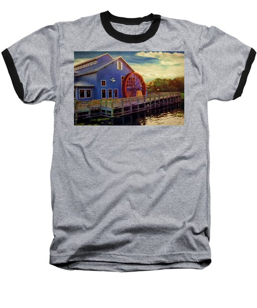 Port Orleans Riverside Baseball T-Shirt