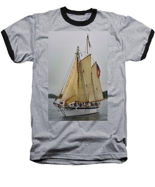Port Side Baseball T-Shirt