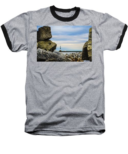 Port Washington Light 4 Baseball T-Shirt