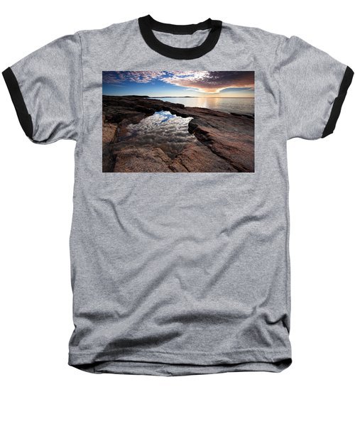 Portal To The Heavens Baseball T-Shirt