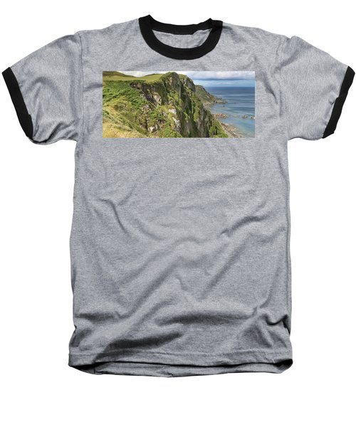 Portkill Cliffs Baseball T-Shirt