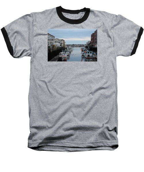Portland Maine  Baseball T-Shirt
