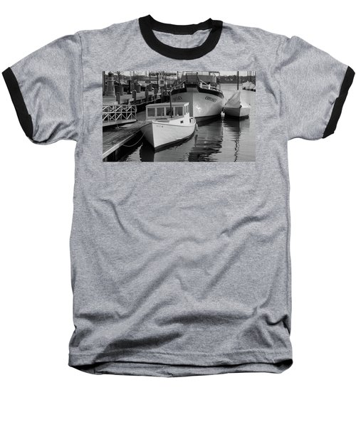 Baseball T-Shirt featuring the photograph Portland, Maine  by Trace Kittrell