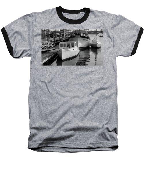 Portland, Maine  Baseball T-Shirt by Trace Kittrell