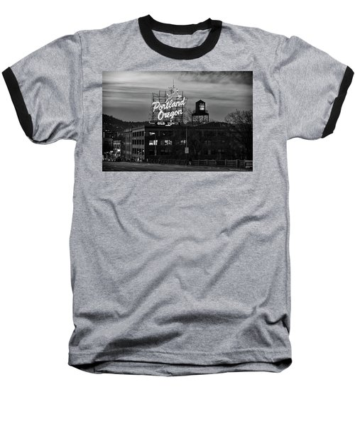 Portland Signs Baseball T-Shirt