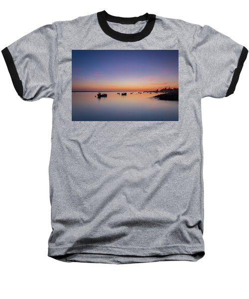 Baseball T-Shirt featuring the photograph Porto Sunset by Bruno Rosa