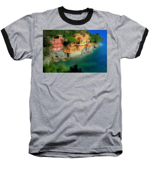 Portofino Park Bay Baseball T-Shirt