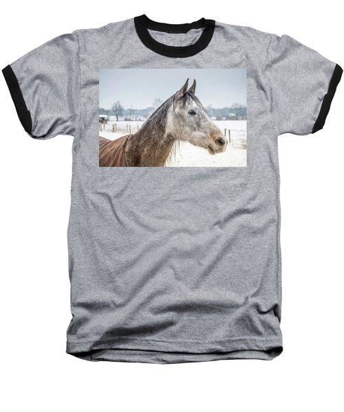 Portrait Amigo Baseball T-Shirt