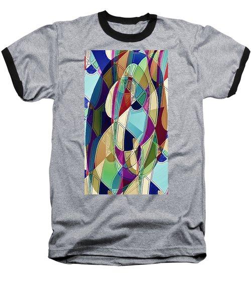 Portrait Of A Friend Baseball T-Shirt
