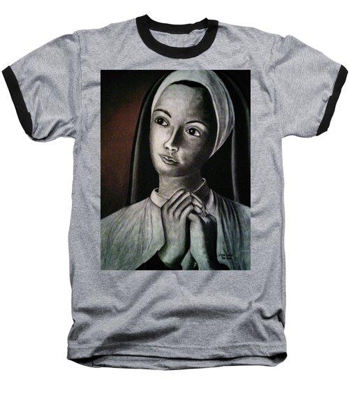 Portrait Of A Nun Baseball T-Shirt
