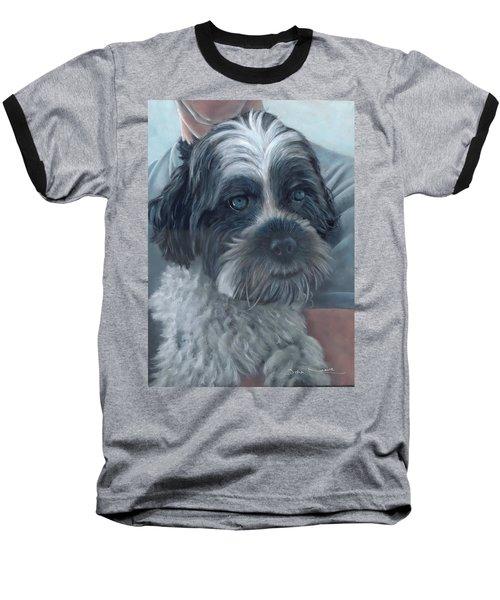 Portrait Of Charley Baseball T-Shirt