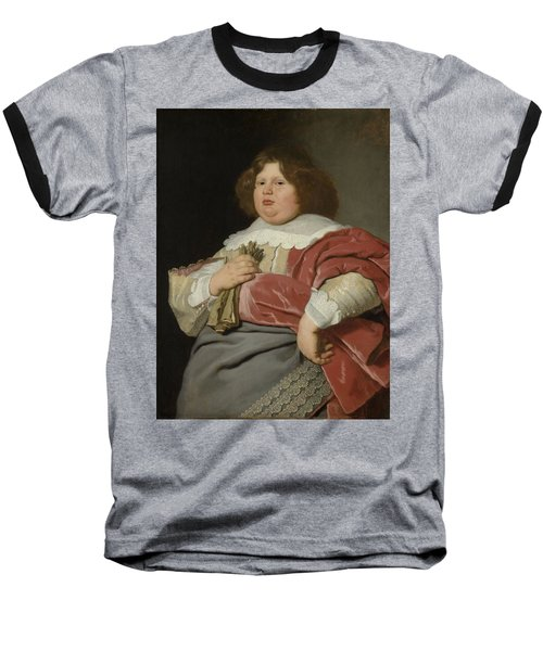 Portrait Of Gerard Andriesz Bicker, 1642 Baseball T-Shirt
