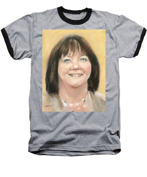 Portrait Of Joann Baseball T-Shirt