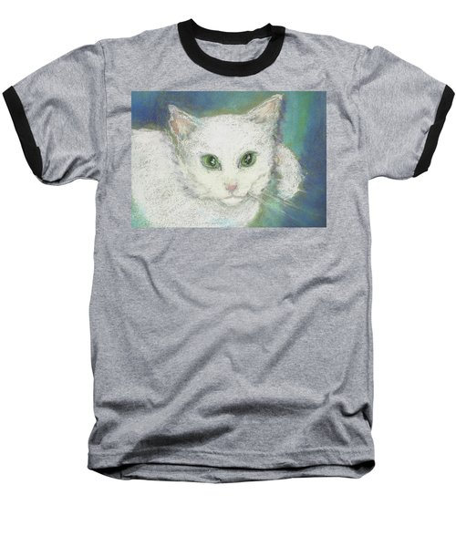 Portrait Of Misty Baseball T-Shirt