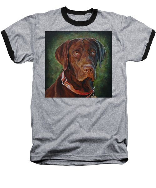 Portrait Of Remington 0094_2 Baseball T-Shirt
