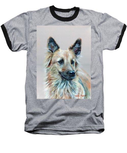 Portrait Of Sasha Baseball T-Shirt
