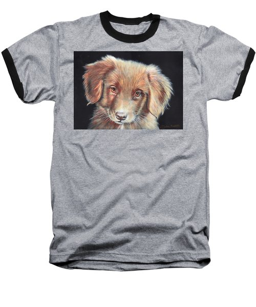 Portrait Of Toby Baseball T-Shirt