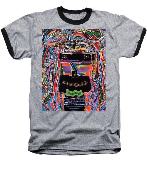 portrait of who   U  Me       or      someone U see  Baseball T-Shirt