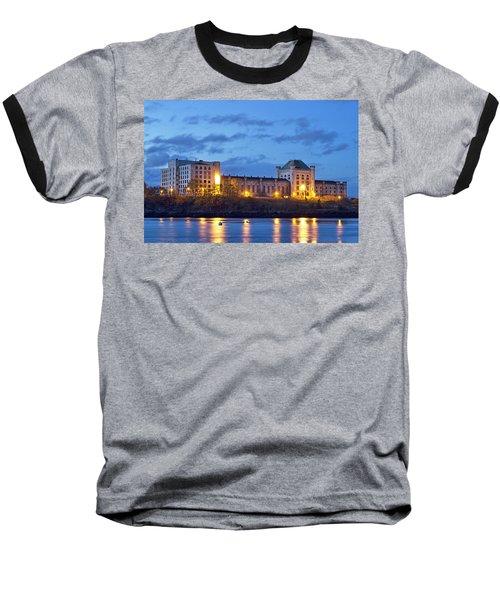 Portsmouth Naval Prison Baseball T-Shirt